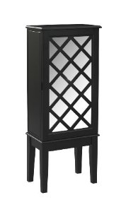 Linon Home Decor Helen Jewelry Armoire