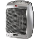Lasko 754200 Ceramic Heater with Adjustable Thermo
