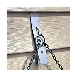 S Hooks for Vinyl Siding - Set of 4 - Improvements